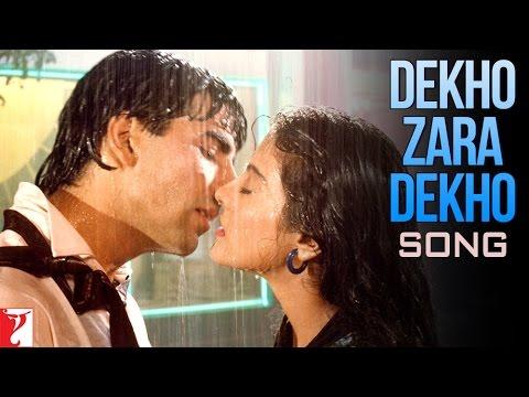 Dekho Zara Dekho Song | Yeh Dillagi | Akshay Kumar | Kajol | Lata Mangeshkar | Kumar Sanu