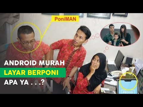Android Murah Berponi | Chit Chat Gadget By TOPSELL