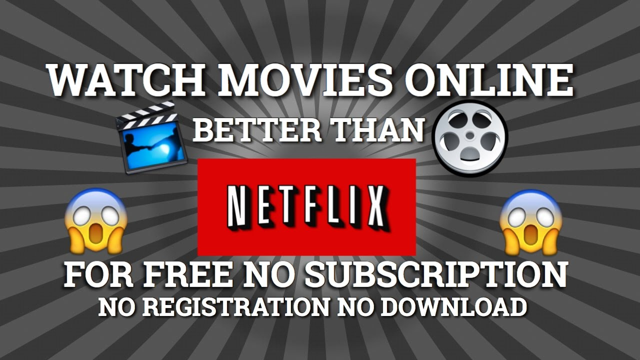 How to download free movies no membership | sign up | ads.