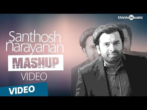 Santhosh Narayanan Mashup | Think Music | Karthik Charan