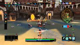 The Outerhaven Plays - Smite Xbox One - Versus 5 v 5 Arena