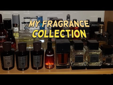 Fragrance Collection, November 2017