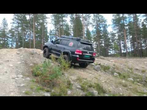 Toyota Land Cruiser 200 V8 Arctic Trucks Rena