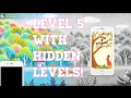 ALICE IN WORDLAND! || LEVEL 5 WITH HIDDEN LEVELS || Gameplay and Walkthrough ( Guide )