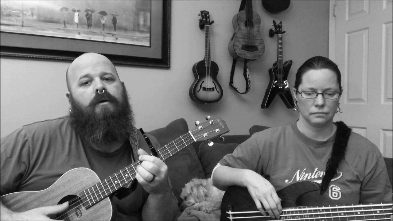 Nine Inch Nails [Johnny Cash] - Hurt (ukulele cover) - YouTube