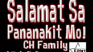 Repeat youtube video Salamat Sa Pananakit Mo - Ch Family With Lyrics