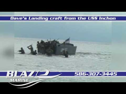 Dave Blaz's USS Inchon Landing Craft