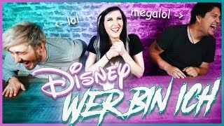 WER bin ICH ?! - DISNEY EDITION feat. VINCENT LEE || #TRASHTUESDAY
