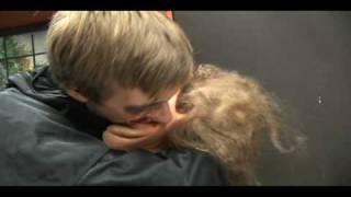 Bryce Kisses Joe