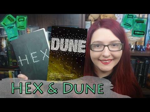 Dune by Frank Herbert & HEX by Thomas Olde Heuvelt (reviews)