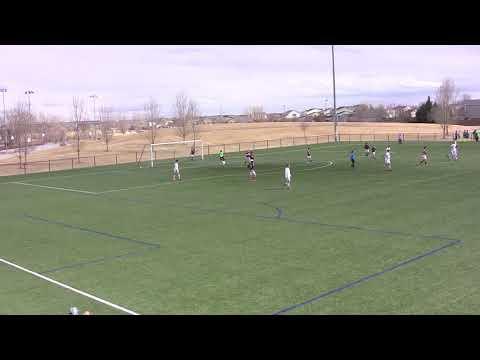 Jesse Boyd Goal Against Colorado Rapids Youth