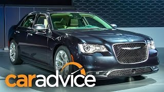 2015 Chrysler 300 : Los Angeles Auto Show