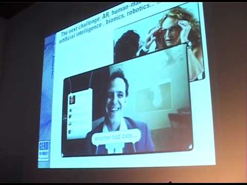 Participation Culture - XMediaLab Basel 2012 Futurist & Keynote Speaker Gerd Leonhard