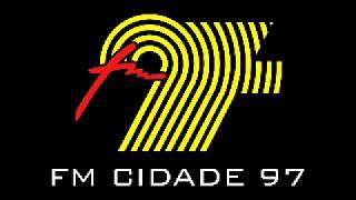 """Julio Cotting - Comunicador - 16/04/1992 - FM Cidade 97 - Campo Grande - MS - """"Amor Sem Fim"""""""