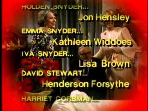 As The World Turns - Christmas 1985 long end credits
