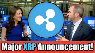 Ripple CEO DROPS A BOMBSHELL