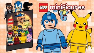 Super Smash Bros. Ultimate I Custom Minifigures Series #6