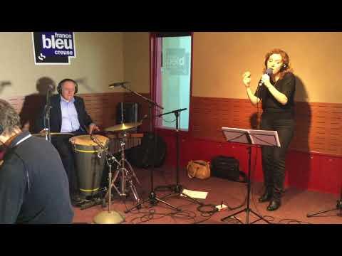 Rive gauche trio dans Café Musique sur France Bleu Creuse