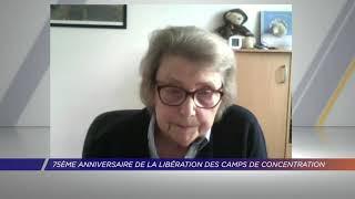 Yvelines | 75ème anniversaire de la libération des camps de concentration