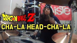 Dragonball Z OP - CHA-LA HEAD-CHA-LA - Drum Cover (By Boogie Drum)