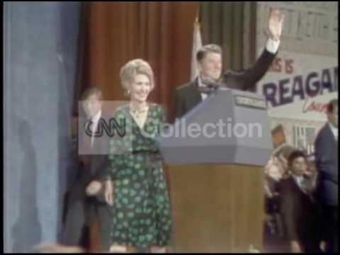ELECTION 1980:REAGAN ACCEPTANCE