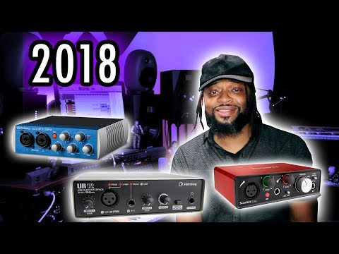 Best USB Audio Interfaces 2018 | Top 3 Audio Interfaces Under $100 2018
