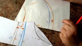Выкройка юбочки для купальника(, 2016-03-21T10:12:04.000Z)