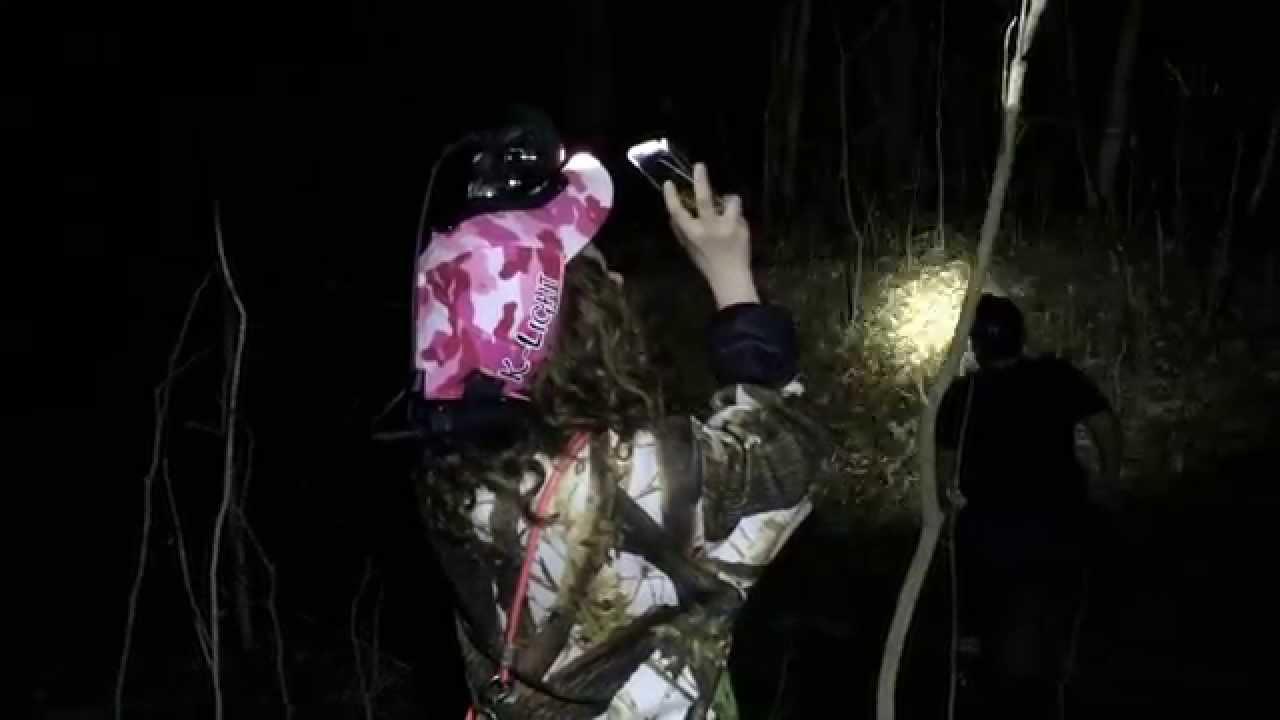 Coon Hunting With Kelleyu0027s K Lights