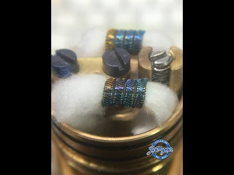 Spaced Framed Staple Alien
