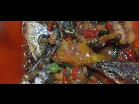 Cooking with Mom #28 - Ikan Duyun Tauco | Indonesian Food