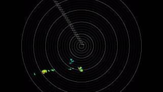 Radar Wien (Meteopres-Idokep-Meteosense) 22/07/217
