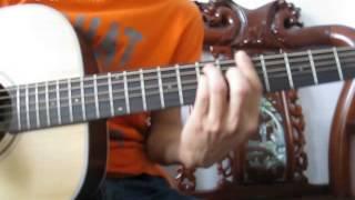 Ra khơi (Bức Tường) - Hướng dẫn đệm guitar