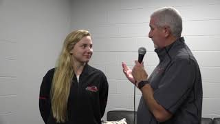 2018 Jacksonville State Volleyball - EIU/SIUE Preview Oct. 11