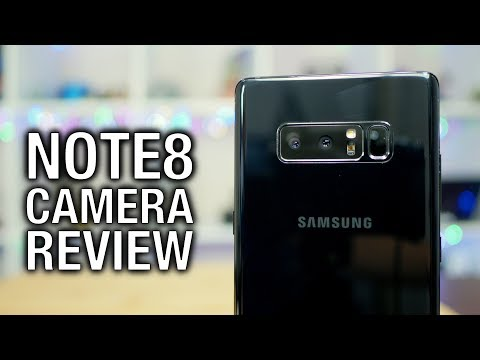 Galaxy Note 8 Real Camera Review: The Best Zoom on a Phone