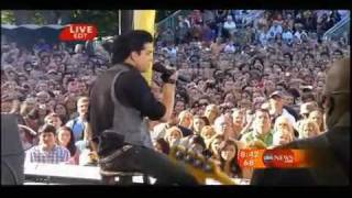 Adam Lambert Acoustic Starlight GMA Good Morning America