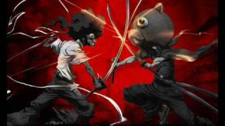 Afro Samurai -track3 Afro Fight Groove1