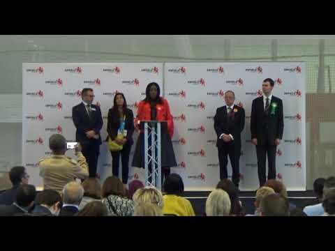 Kate Osamor's 2017 Edmonton constituency victory speech