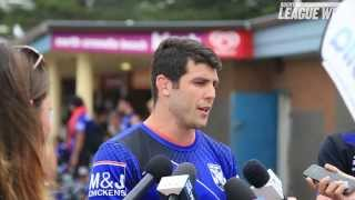 RLW TV: Michael Ennis discusses 2014 NRL draw, Ben Barba and pre-season training | Rugby League Week