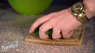 Рецепт салата с ветчиной и фасолью от компании