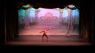 Arabian Dance, Adel Kinzikeev & Viktoria Dymovska - choreography V.Dym