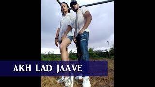 Akh Lad Jaave | Dance cover | Loveratri | Duet Dance | Ayush Sharma | Badshah