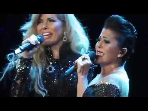 Gloria Trevi, Alejandra Guzman Yo Te Esperaba VS