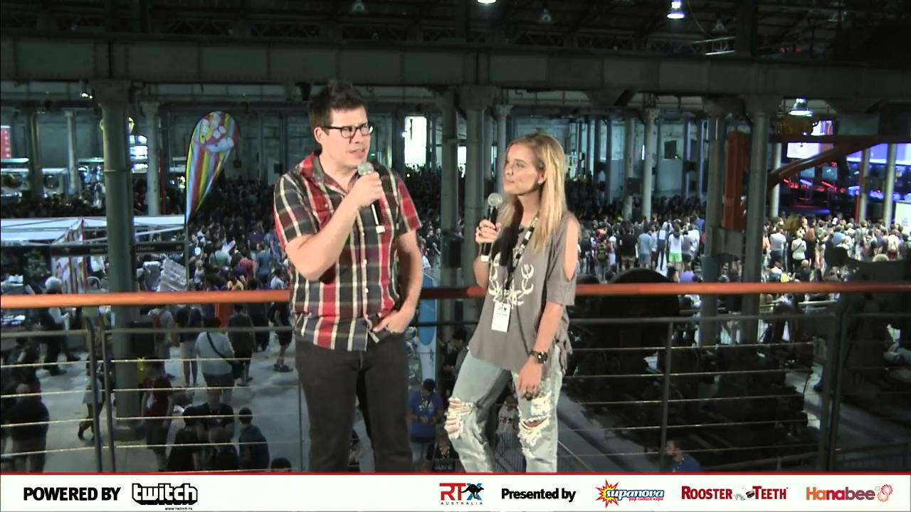 rooster teeth rtx australia 2016 let s play prop hunt youtube