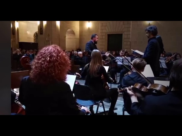 Stabat Mater. Orquesta Sinfónica de Villena