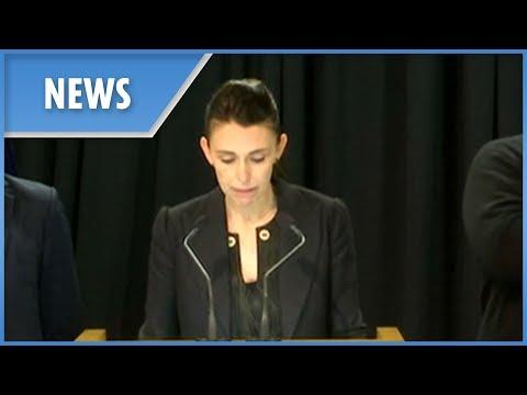 Grace Millane murder: NZ PM emotionally apologises to devastated family