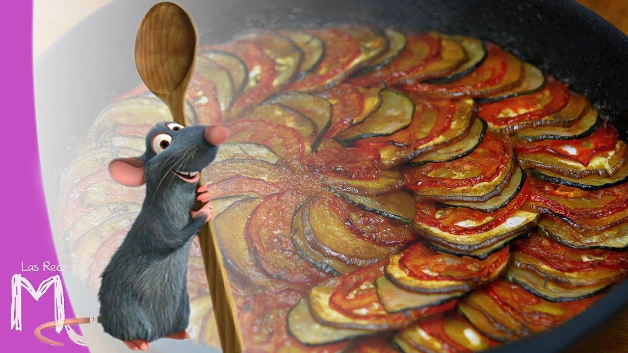Ratatouille la receta de la pel cula recetas de cine for Verduras tipicas de francia