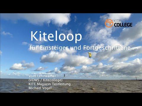 Kitecollege Tutorial #Kiteloop