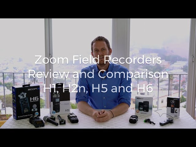 Best Zoom Field Recorder: Review and Comparison of H1, H2n