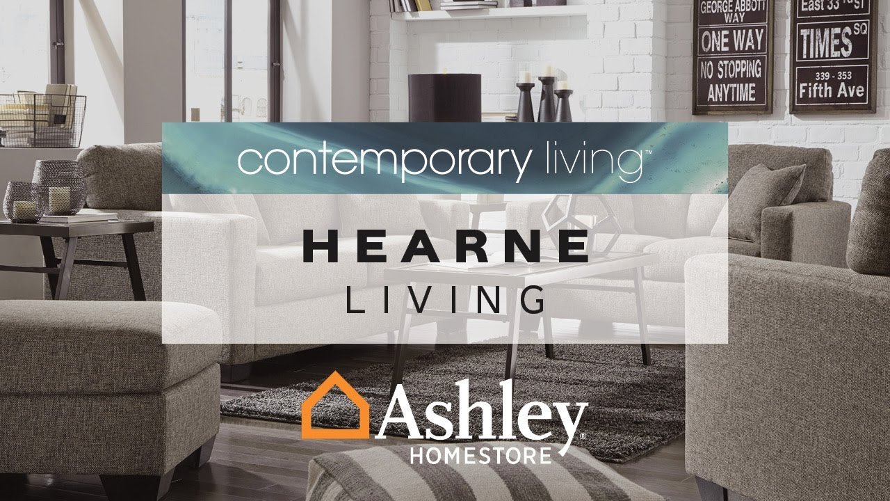 Ashley HomeStore | Hearne Living - YouTube