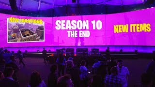 Fortnite Season 10 World Reveal! (Fortnite Season 10 Trailer) - Fortnite